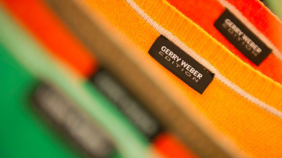 Gerry Weber: Der Modehersteller beantragt Insolvenz in Eigenverwaltung