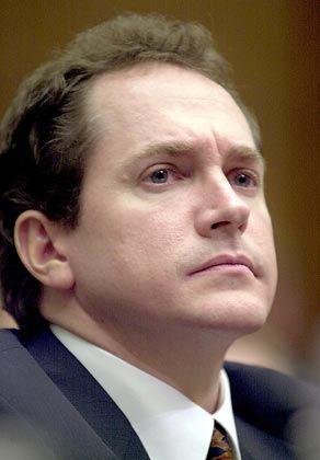 """""""Schreckliche Entscheidungen getroffen"""": Ex-Worldcom-Finanzchef Scott Sullivan"""