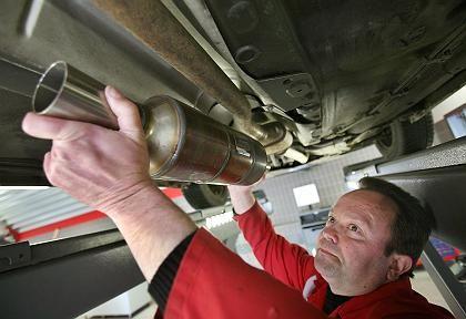 Einigung: Autofahrer können wirkungslose Rußfilter in ihren Diesel-Fahrzeugen ohne zusätzliche Kosten in ihren Werkstätten austauschen lassen