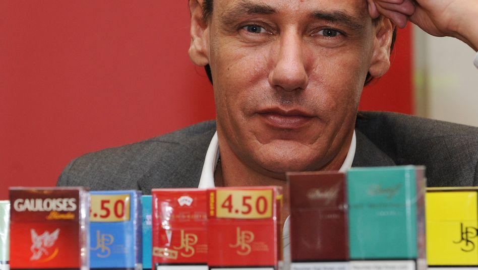 Marcus Schmidt: Seit August General Manager des Tabakkonzerns Reemtsma für Deutschland und die Schweiz