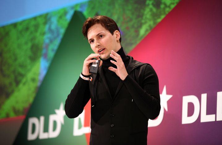 Der russische Unternehmer Pavel Durov erzielte per ICO Milliarden für seine App Telegram