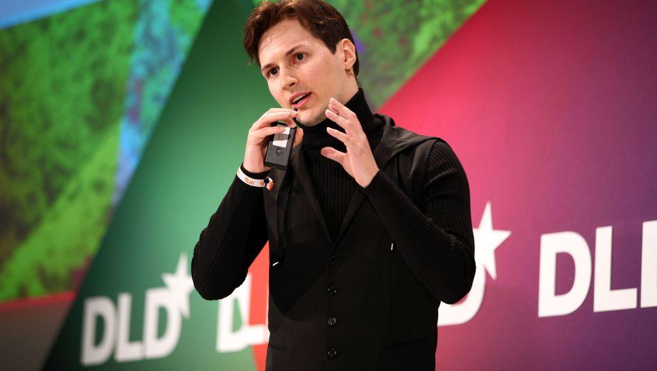 """Durow: """"Etwas derartiges war wahrscheinlich unvermeidlich"""""""
