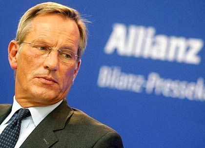 """Allianz-Chef Diekmann kritisiert nicht nur Banken: """"Diese Boni-Exzesse sind unerträglich"""""""