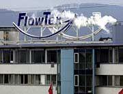 Skandal-Unternehmen Flowtex