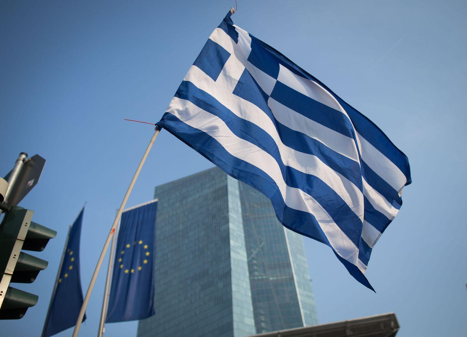 Solidaritätsdemonstration für Griechenland