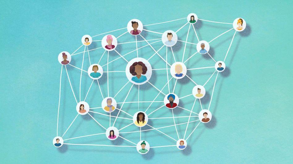 Netzwerken kann beruflich weiterhelfen – aber wie gelingt es?