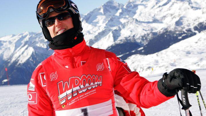 Michael Schumacher Erwacht Aus Koma Manager Magazin