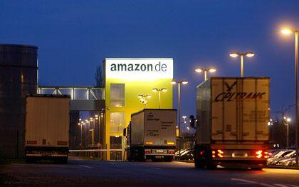 Amazon-Logistikzentrum in Leipzig: Die Gewinne steigen, die Investoren wollen mehr