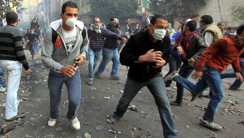 Neue Proteste: Ägyptens Militärrat in der Defensive