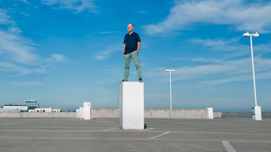 Zu früh fürs Denkmal: Multi-Investor Stefan Krause in Hollywood