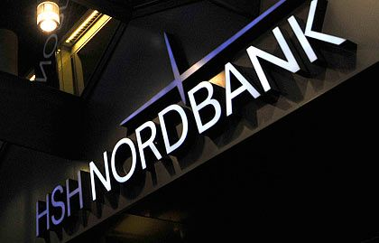 Noch brennen die Lichter: HSH-Nordbank-Zentrale in Hamburg