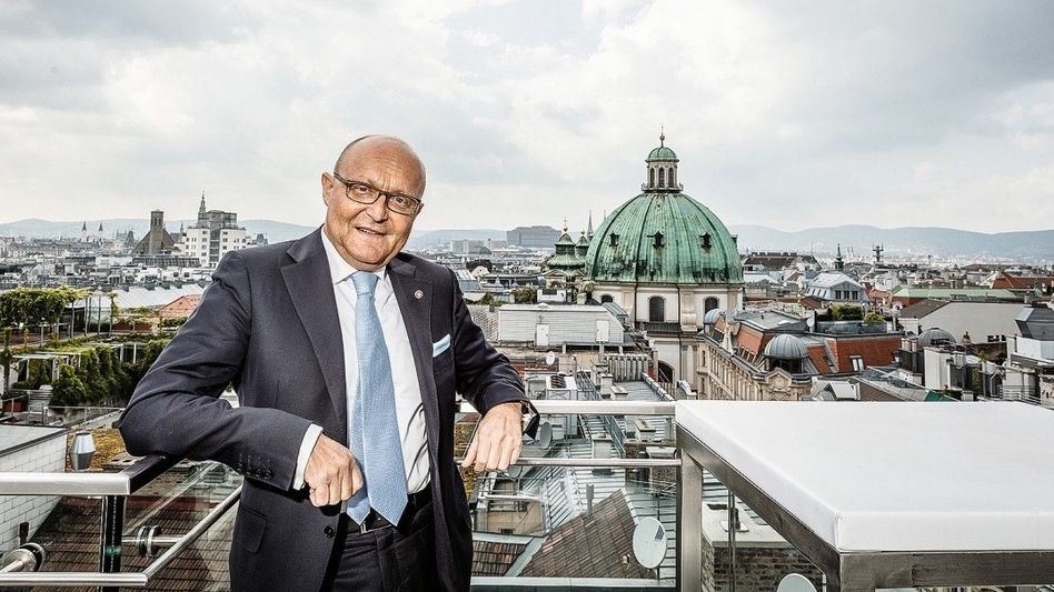 PUMPERLG'SUND Bionorica-Eigner Michael Popp grüßt aus Wien