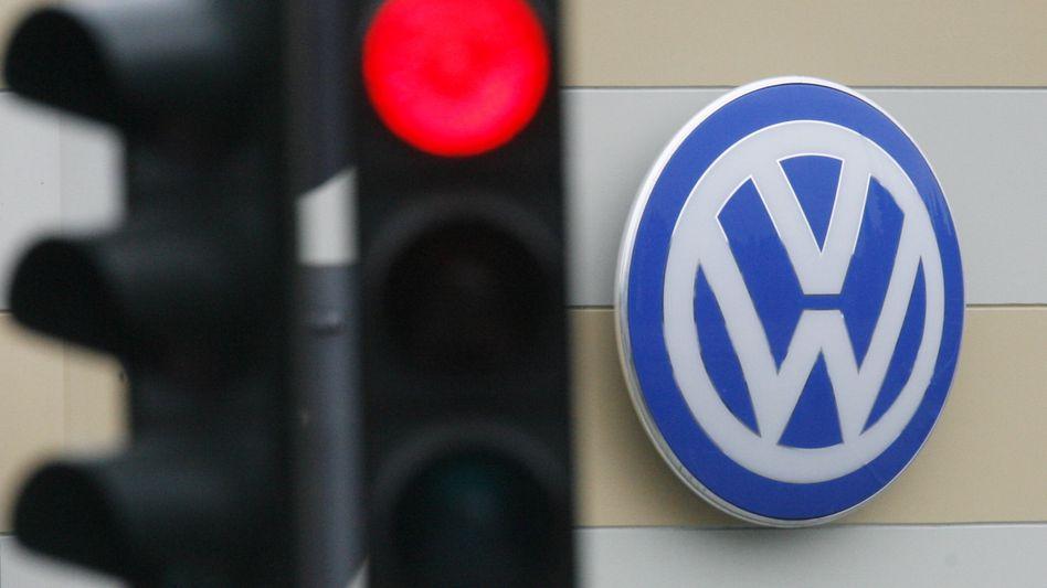 Volkswagen-Logo: Probleme mit dem Filter