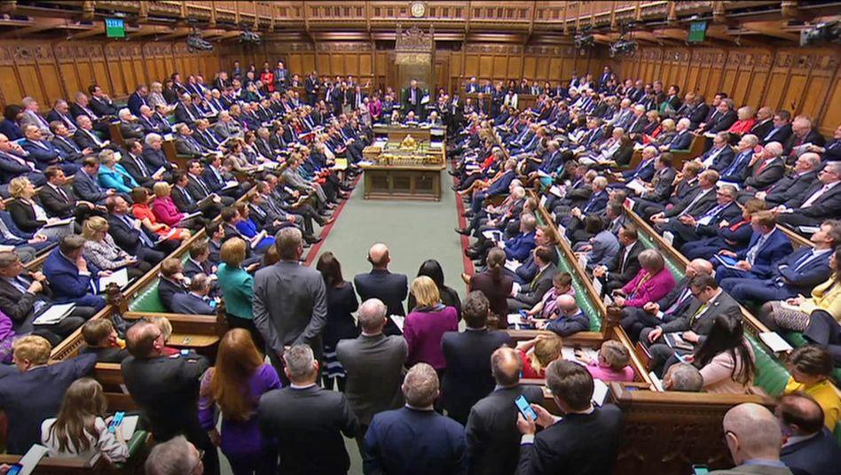 Britisches Parlament in London: Zwangspause bis zum 14. Oktober