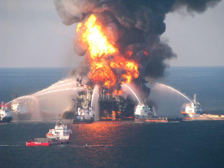 Ölkatastrophe 2010 im Golf von Mexiko: Exogene Schocks gibt es im Schach nicht