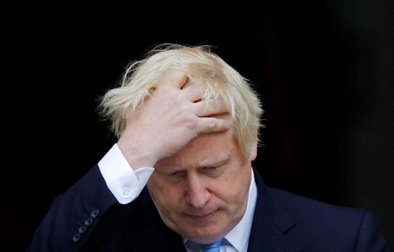 Boris Johnson/ Sept 2019