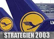 """Lufthansa: Gewinne dank """"gezielter"""" Einschränkung von Kapazitäten"""
