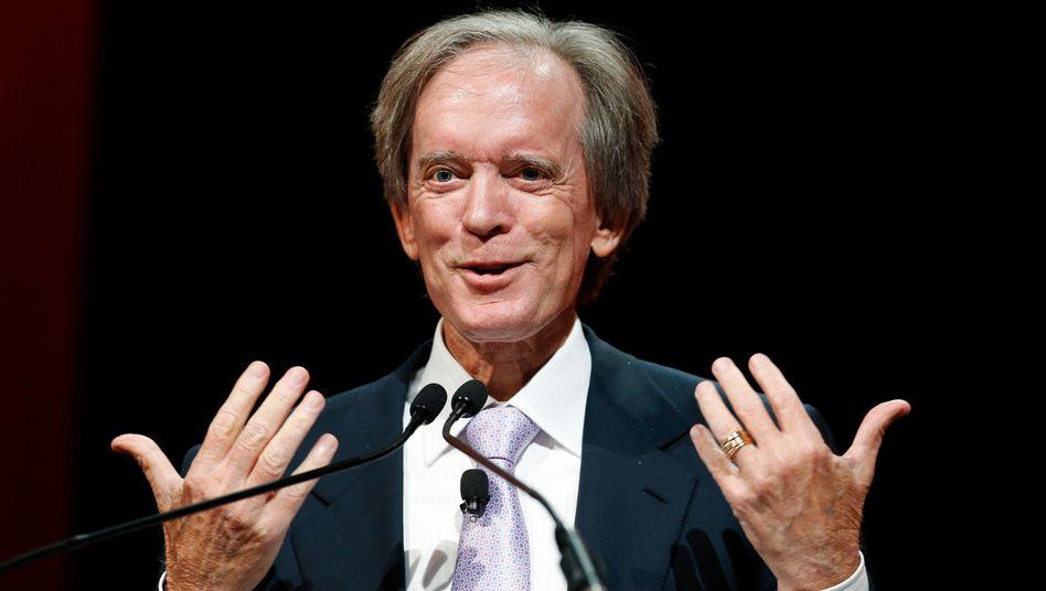 """Ex-Bond-König Bill Gross: """"Ich glaube an den Janus Global Unconstrained Bond Fund"""""""