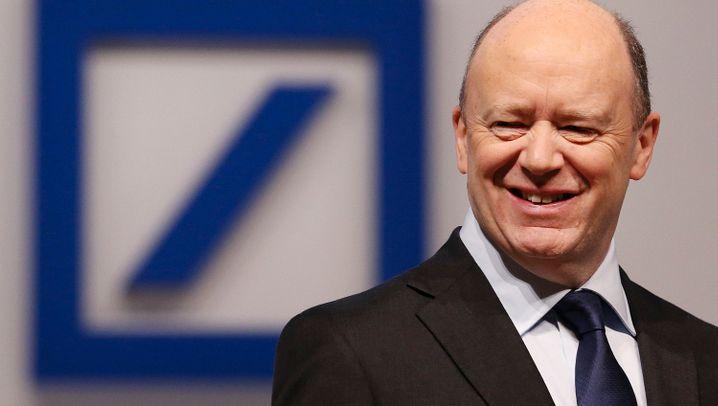 Deutsche-Bank-Chef auf Platz 18: Das Gehaltsranking internationaler Bankchefs
