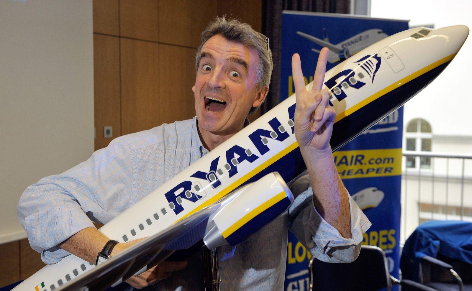 Michael o´Leary / Ryanair