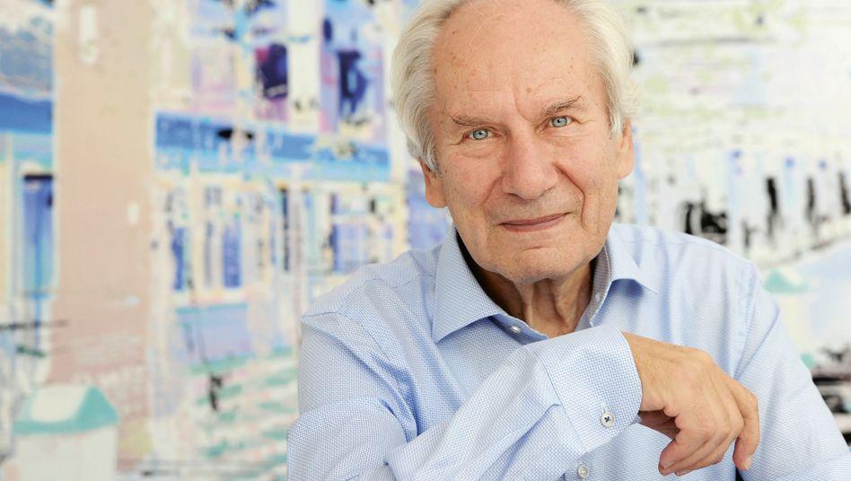 August-Wilhelm Scheer hat sein Unternehmen zurückgekauft und saniert