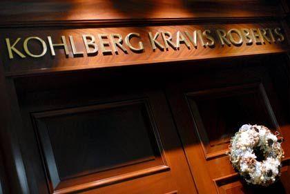 Probleme für Finanzinvestor: Die KKR-Tochter Financial Holdings hat ein Verlustgeschäft gemacht