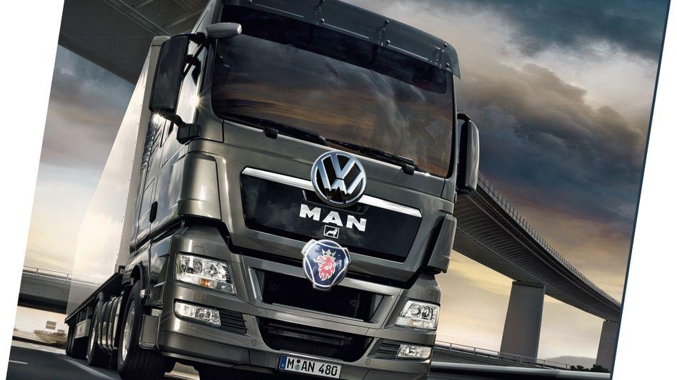 Die VW-Tochter Traton vereint die Lastkraftwagen-Hersteller MAN, Scania und VW unter einem Dach und ist dabei recht erfolgreich, wie die jüngsten Zahlen zeigen