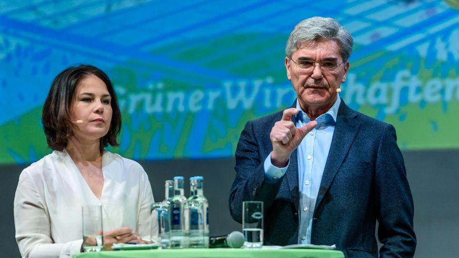 Joe Kaeser, Aufsichtsrat von Siemens Energy, auf dem Grünen Wirtschaftskongress Ende Februar 2020.
