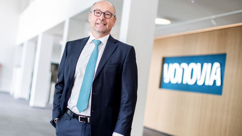 Vonovia-Chef Rolf Buch: Die Mieteinnahmen stiegen im ersten Halbjahr fast im Gleichschritt mit dem Gewinn