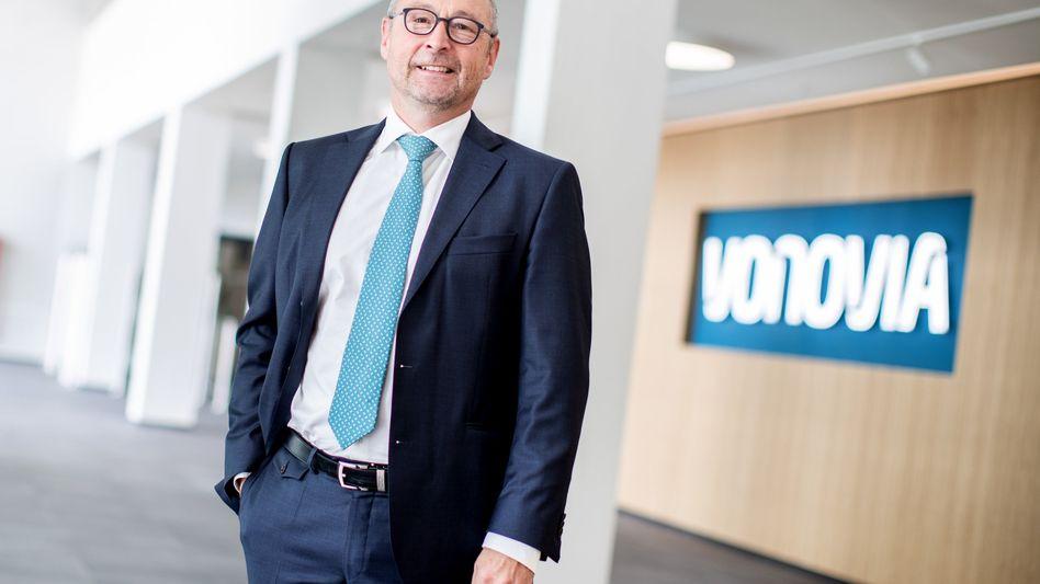 Vonovia-Chef Buch erhöht die Prognose und verspricht mehr Dividende