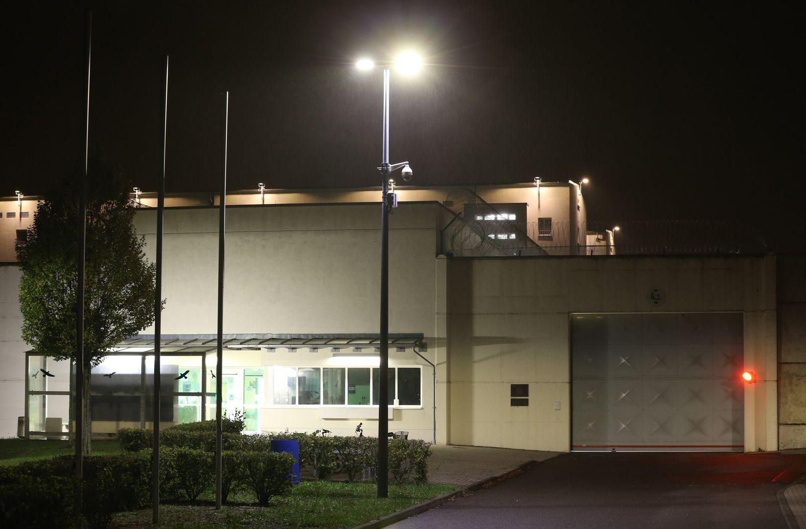 Justizvollzugsanstalt Leipzig/ Selbstmord