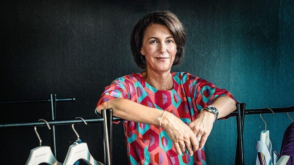Chefin im Wartestand: Angelika Schindler-Obenhaus