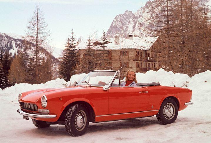 Der Fiat Spider: Günstige Alternative zum Triumph TR6 oder MG B - noch