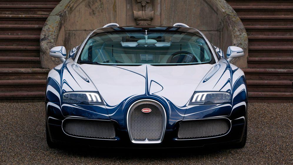 """Bugatti """"L'Or Blanc"""": Das schnellste Porzellan der Welt"""