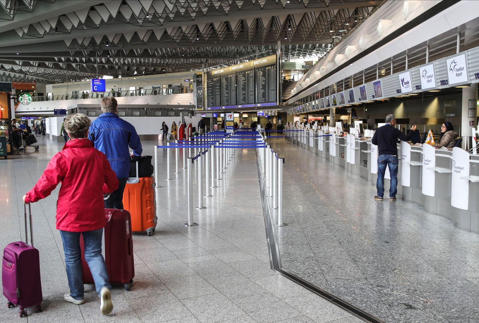 Fraport Flughafen