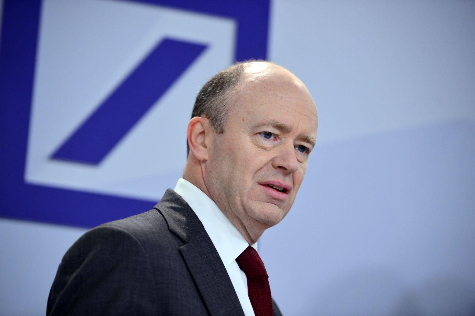 Deutsche Bank Geschichte/ John Cryan