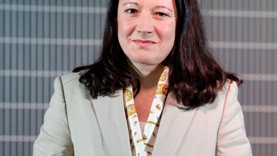 Das hat sich gelohnt: Marion Helmes, Sprecherin des Vorstands und Finanzvorstand von Celesio darf sich auf eine hohe Abfindung freuen