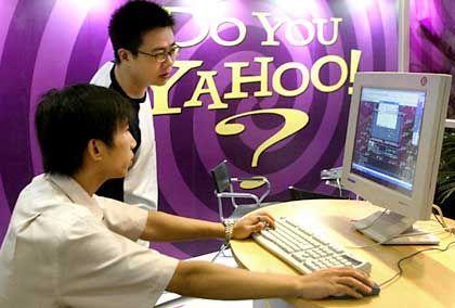 Anonymität aufgehoben: Yahoo und MSN müssen die Identität von Blog-Autoren in China preisgeben