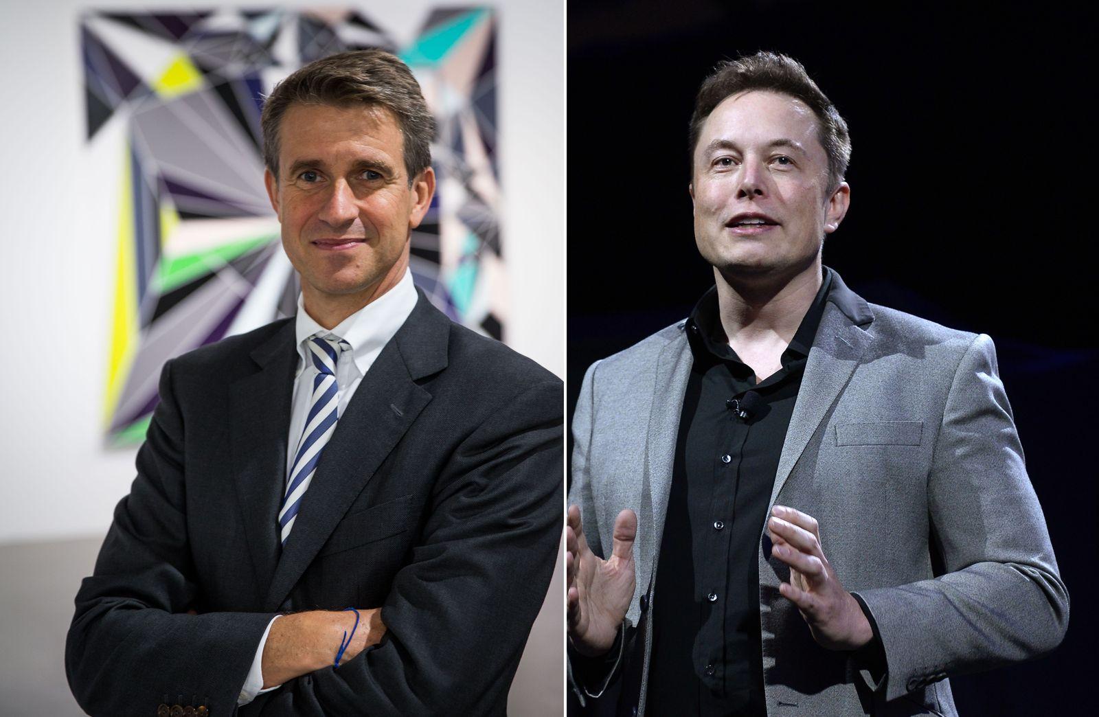 KOMBO Stefan Quandt / Elon Musk