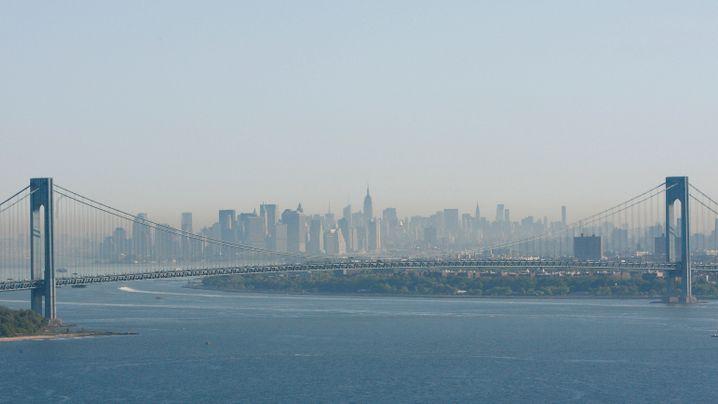 New York, Mexiko, Tokio: Das sind die schmutzigsten Riesenstädte der Welt
