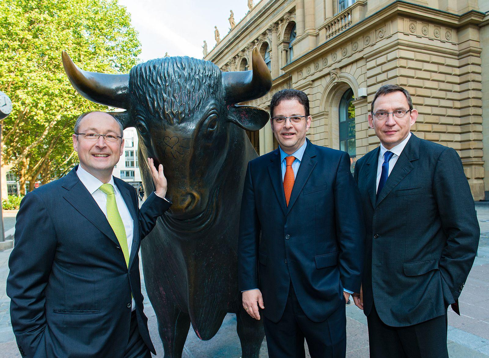 Vorstand / Deutsche Annington