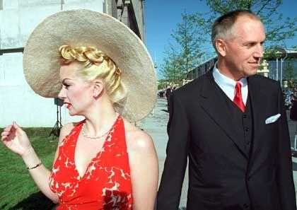 Thomas Borer und seine Frau Shawne leben weiterhin in Deutschland