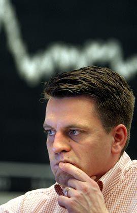 Unklare Signale: Die deutschen Aktienindizes haben am Freitag den Handel mit Verlusten beendet.