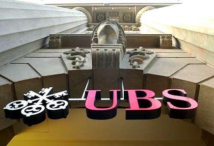 Subprime-Verstrickung: UBS hatte seinerzeit als eine der ersten europäischen Banken Probleme gemeldet