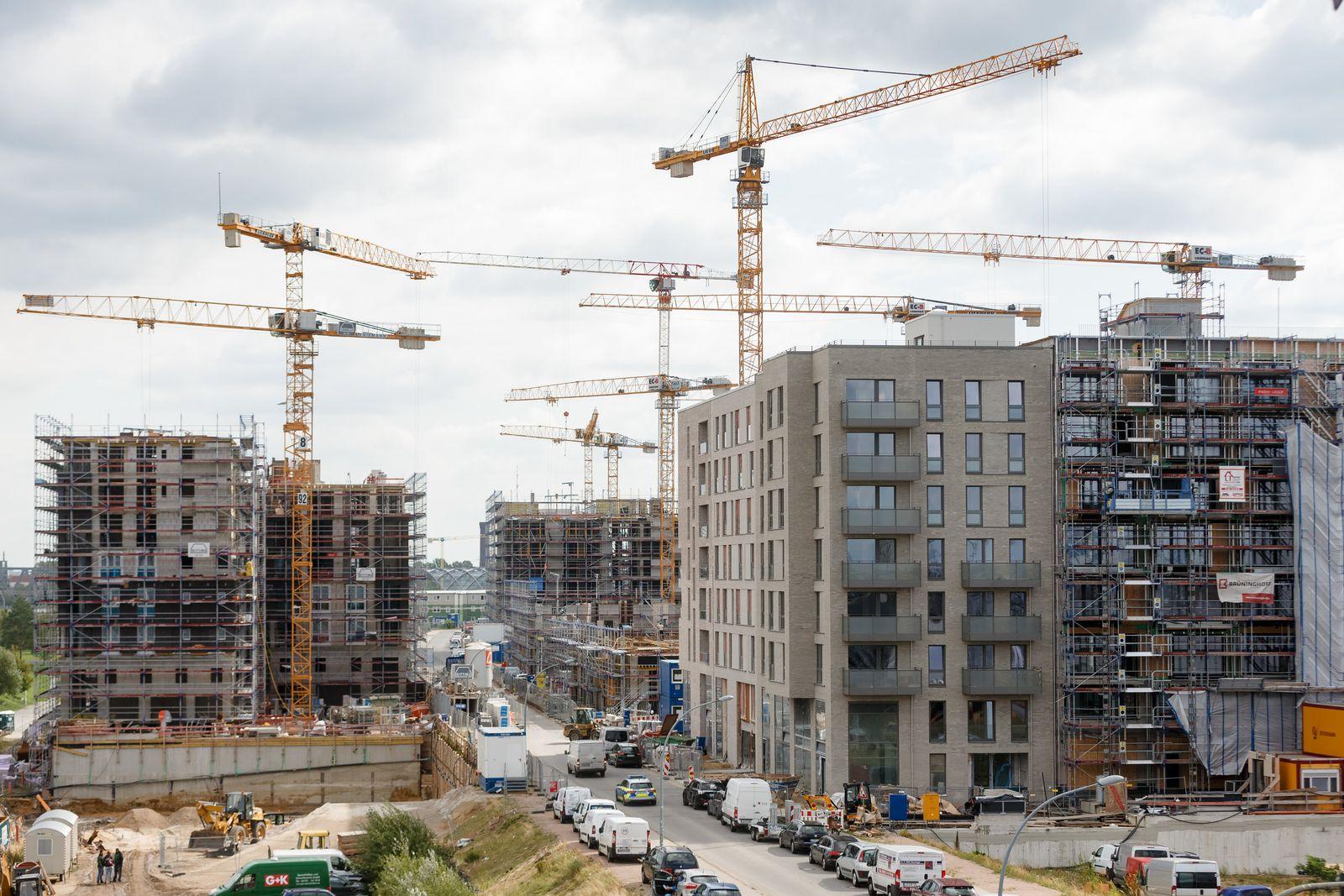 Neubaugebiet Baakenhafen