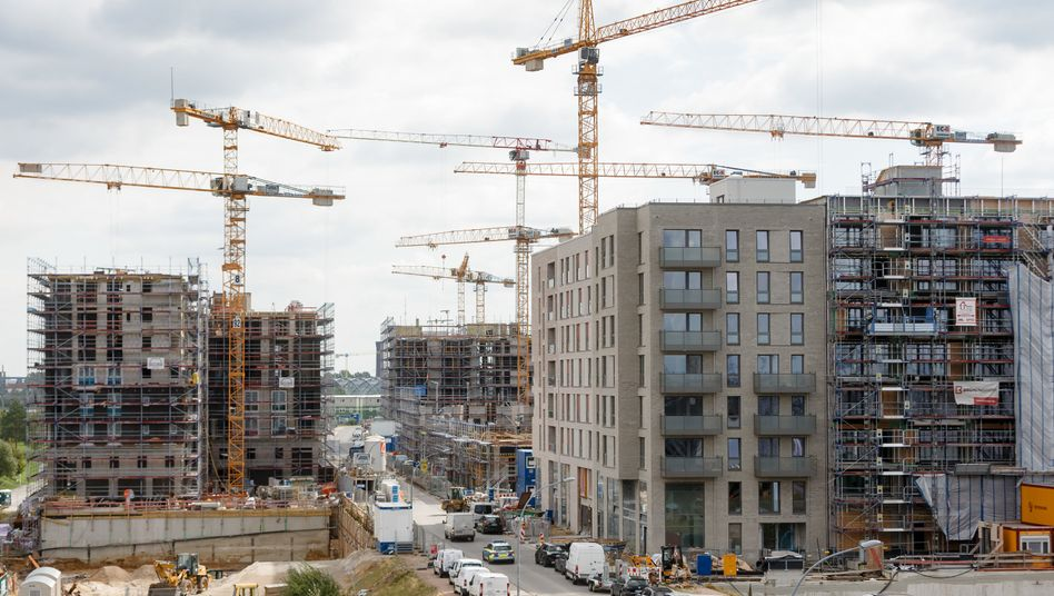 Immobilienbau in Hamburg