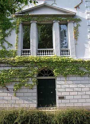Vergangenheit: Ehemalige Distefora-Zentrale in Hamburg
