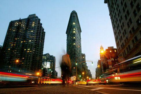 Flatiron-Building: Einer der ältesten Wolkenkratzer New Yorks