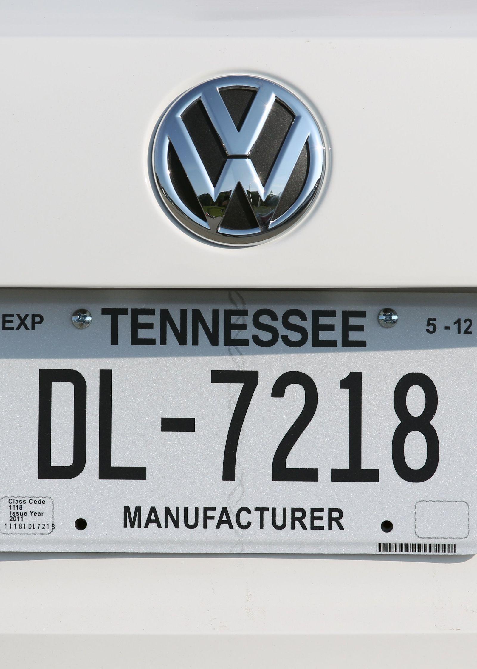 Volkswagen eröffnet Werk in USA
