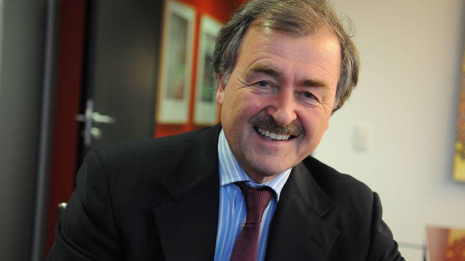 Firmenchef Jochen Kienbaum (Foto): Sein Stellvertreter Jürgen Kunz muss gehen. Derweil wird Kienbaums Sohn Fabian zum Nachfolger an der Firmenspitze aufgebaut